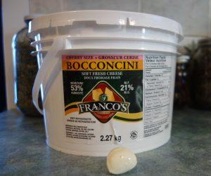 Cherry Bocconcini